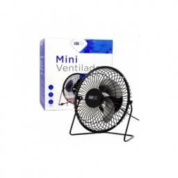 (WhatsApp) mini ventilador usb de mesa 5v silencioso angulo ajustável - ls-904
