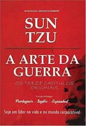 Livro - A Arte da Guerra de sun tzu