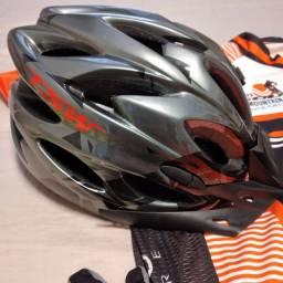 Capacete ciclismo TSW