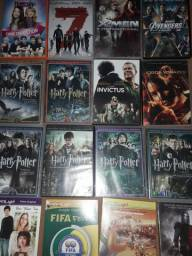 DVDs em excelente estado