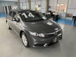 Honda Civic LXS 1.8 16V Flex2014