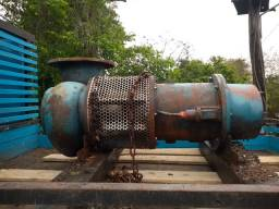 Bomba submersa 500mm