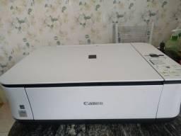 Impressora multifuncional cannon mp250 pixma