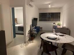 Apartamento 1 quarto nascente Ponta Verde 80 metros do mar - Raridade!