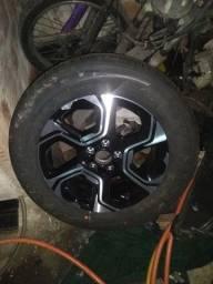 Roda step nunca usado Hyundai hrv 2020... ZAP *.  Só venda