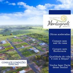 Residencial Montagnoli - Adamantina - SP