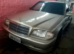 Título do anúncio: Mercedes c teto completo conservadissimo