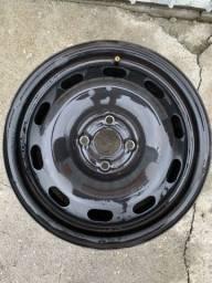 Rodas de ferro 15 VW 4x100