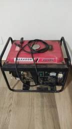 Título do anúncio: Gerador de energia à gasolina