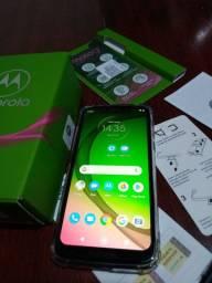 Motorola Moto G7 PLAY completo com NOTA FISCAL