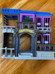 Prisão Gotham city jail Imaginext