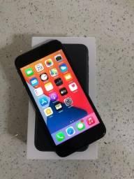 Iphone 7 Preto 32GB Impecável - Trocas