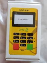 Promoção Máquina Cartão Minizinha Chip 2