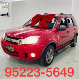 Ford Ecosport Xlt Freestyle 1.6 Flex 2008 Completo