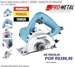 Serra mármore 4.1/2 Makita