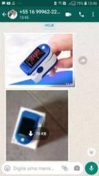 Oximetro de dedo Novo