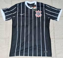 Camisa Corinthians Nike Temp 2020 Original Importada