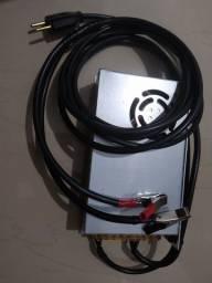 Carregador de bateria portátil 20 amperes (Novo)