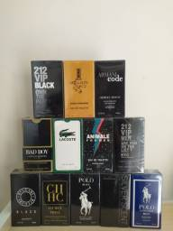 Perfumes contra tipo importado 1 linha