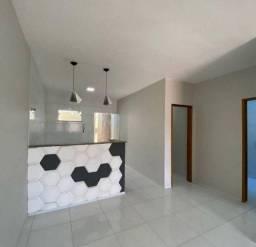 Casa para venda possui 105 metros quadrados com 2 quartos em Arembepe (Abrantes) - Camaçar