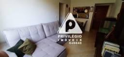 Apartamento para aluguel, 2 quartos, 1 suíte, 1 vaga, Laranjeiras - RIO DE JANEIRO/RJ