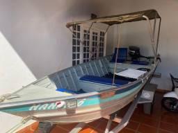 Canoa 18 mil