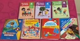 Livros Aprender Juntos 4.o Ano e outros