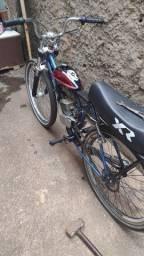 Vendo ou troco bike motorizada toda zera