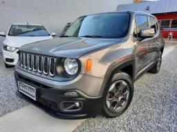 Jeep -Renegade Sport, automático com GNV 5°, venha conferir!!!