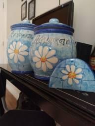 Kit de cozinha de porcelana