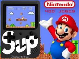 Título do anúncio: Mini Game SUP com 400 Jogos Novo Mario Bros Pac Man Liga na TV