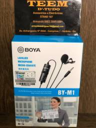 Microfone de lapela boya