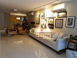Apartamento à venda, 4 quartos, 4 suítes, 3 vagas, Lagoa - RIO DE JANEIRO/RJ