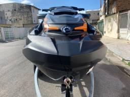 Jet ski gtx  230  2021 Zero Com som