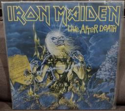 Discos de vinil Iron Maiden