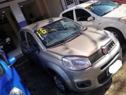 Fiat/uno 2016/2015 completa entrada de 5500 e parcelas de 599