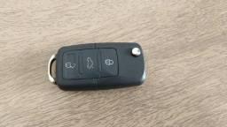Título do anúncio: Chave Canivete Carcaça VW G5