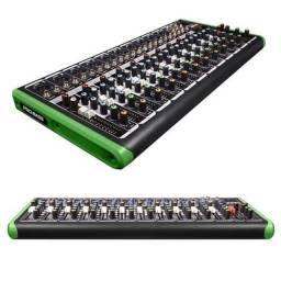 Mesa de som 16 canais pro bass mp3 usb...