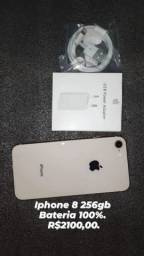 Título do anúncio: Iphone 8 vitrine