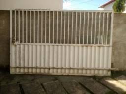 Portão de ferro - Aracruz ES