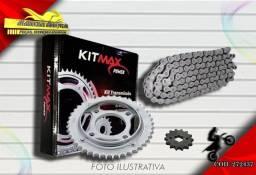 Título do anúncio: Kit Relação Fan 125 09-12 Max Power (272437)