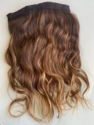 Mega Hair tic-tac cabelo humano 50cm