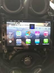 Multimídia2 Din Android 10.1 7 polegadas Universal