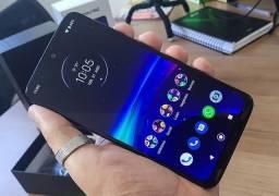 Moto G7 Plus em 12x $64 c/ 64GB+4GB, Seminovo c/ Nota Fiscal!
