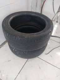 2 pneus 17 meia vida