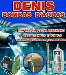 Denis manutenção de poços semi artesianos Léia anúncio ok