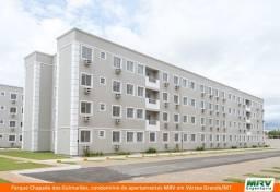 Apartamento com 02 quartos, com 45m² na Ponte Nova em VG. (COD.12358)