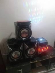 Som Sansung 700 watts rms
