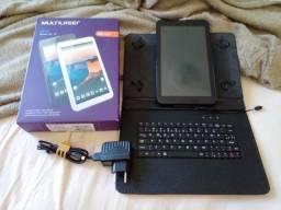 Título do anúncio: Tablet Multilaser M9 - Completo