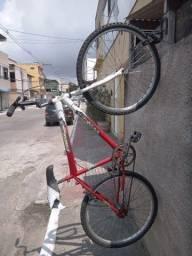 Título do anúncio: Vendo bike aro 26 semi nova